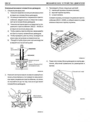 Ремонт двигателей Hyundai D6CA