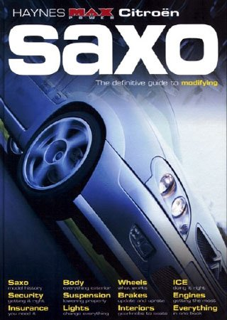 Руководство по тюнингу Citroen Saxo и Citroen AX / GT