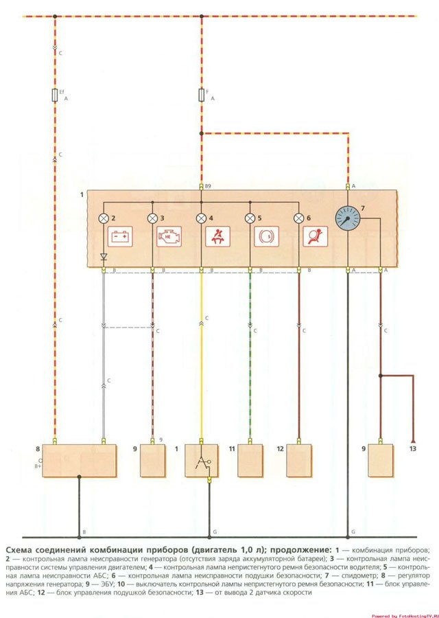 Electrical Wiring Diagrams For, Chevrolet Wiring Diagram