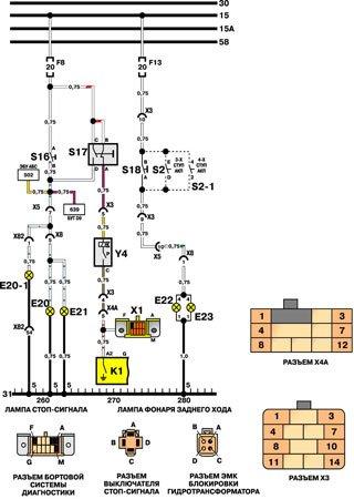Schematy elektryczne Daewoo Nexia