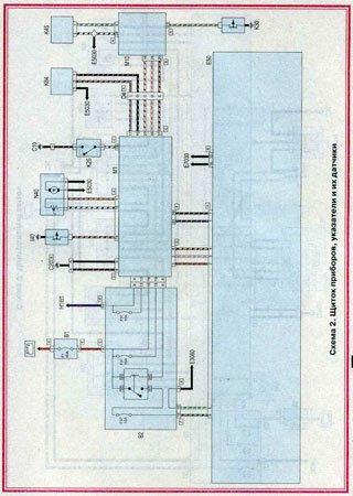 Schematy elektryczne Fiat Punto Classic (Fiat Punto II)