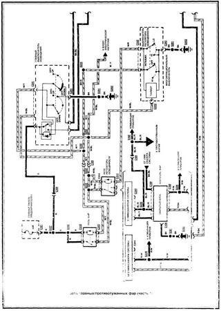 Электросхемы Ford Probe I