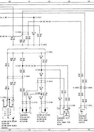 Schematy elektryczne Ford Scorpio I