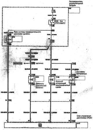 Электросхемы Ford Mondeo IV