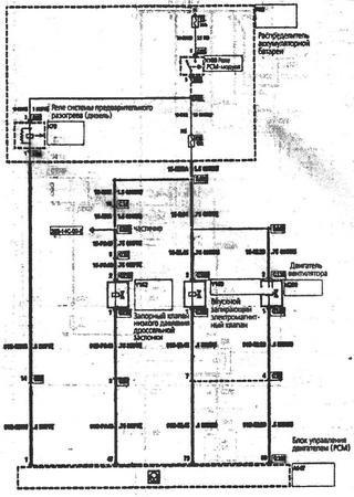 Электросхемы Ford Zhisheng