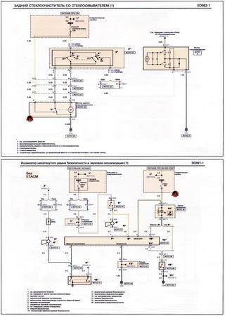 Электросхемы Kia Picanto JA (Kia Picanto III)