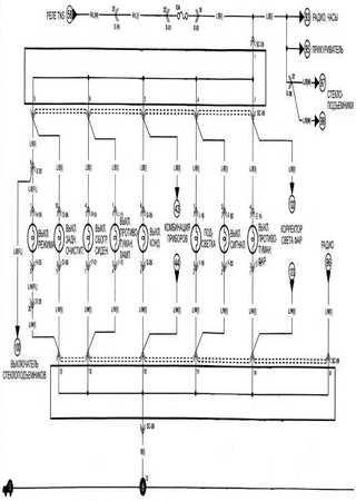 Schematy elektryczne Kia Rio5