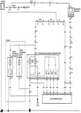 Schematy elektryczne Kia Rio Xcite