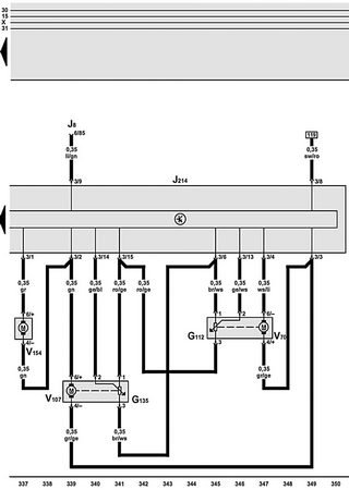 Electrical wiring diagrams for Audi A6 C5/4B (Audi A6 II)