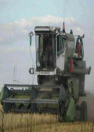 Instrukcja obsługi kombajn zbożowy TKZ KZS-3 «Rus»