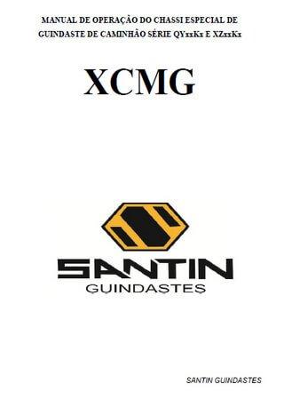 Руководство по эксплуатации автокранов XCMG QY16K, QY25K, QY30K, QY35K, QY40K, QY50K, QY60K, QY65K, QY70K