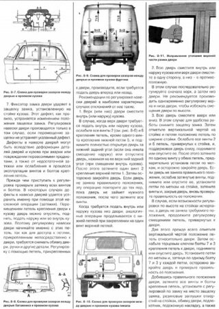 Автомобили ИЖ-21251, ИЖ-2715-01, ИЖ-27151-01, ИЖ-27156 и Москвич-412ИЭ: Руководство по ремонту