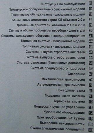 Instrukcja obsługi i naprawy Citroen XM (1989-2000)
