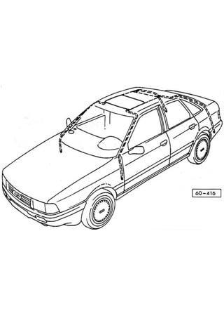 Instrukcja obsługi i naprawy Audi 80/90 (1986-1991)