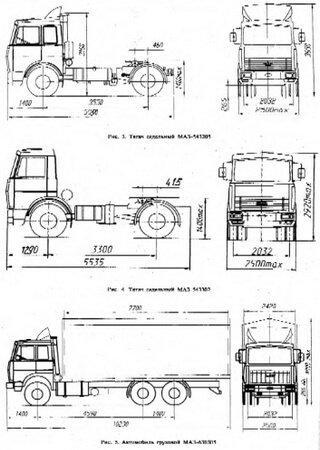 МАЗ-5316/36/37, МАЗ-5432/33/34, МАЗ-5516/51, МАЗ-6303/17, МАЗ-6417/22/25 и МАЗ-6517: Устройство, ремонт и техническое обслуживание