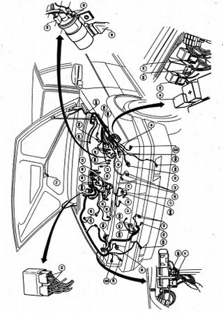 Repair manual for Alfa Romeo 75 (1987-)