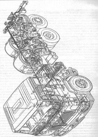 Instrukcja naprawy samochodów MAN F90, F2000