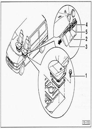 Руководство по обслуживанию и ремонту Volkswagen Transporter T4 (California, Caravelle, Multivan) (1990-)