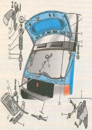 Руководство по эксплуатации и ремонту автомобилей ГАЗ-33021, ГАЗ-33023
