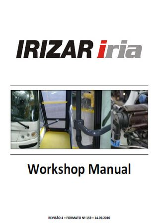 Руководство по ремонту автобуса Irizar Iria