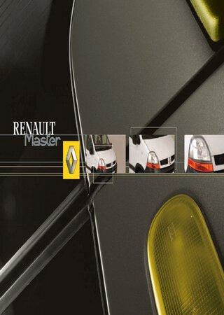 Руководство по эксплуатации автомобиля Renault Master II