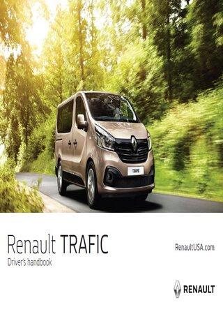 Руководство по эксплуатации автомобиля Renault Trafic III (Renault Trafic X82)